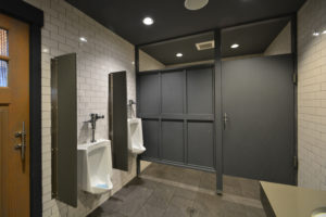 Anchor Tavern Bathroom by Robert Lombardi