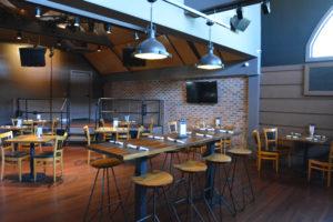 Whiskey Tavern Restaurant Seating