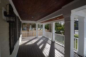 Curtis Avenue, Point Pleasant Beach, NJ Front Porch